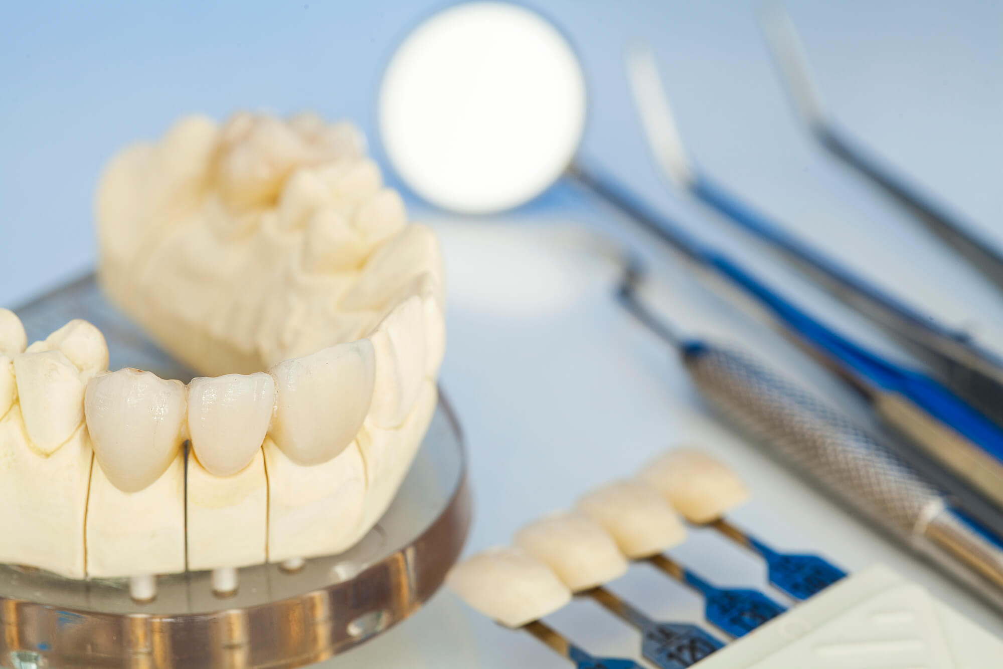 dental tools for same day crowns Miami
